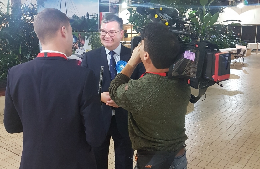 Iain interview at 2019 Count