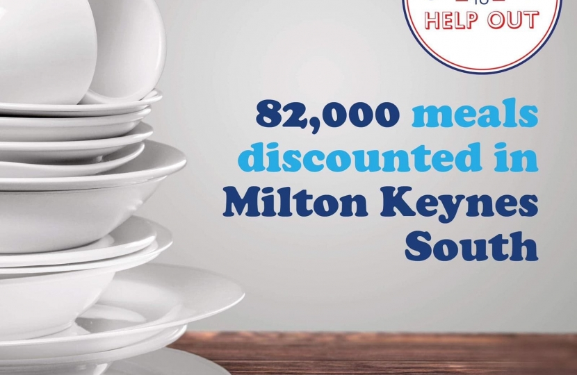 Info Graphic - 82,000 meals discounted in MK South